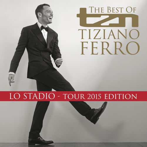 Baixar CD TZN -The Best Of Tiziano Ferro (Lo Stadio Tour 2015 Edition) – Tiziano Ferro (2015) Grátis