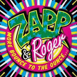 zapp and roger discography
