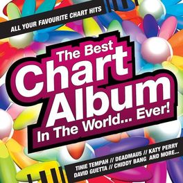 Album cover of The Best Chart Album in the World... Ever!