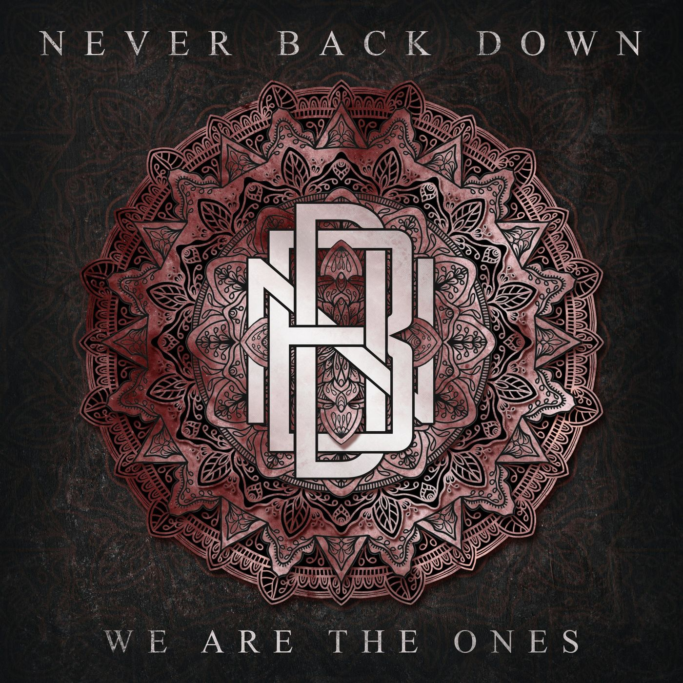 Never Back Down - We are the Ones [single] (2021)