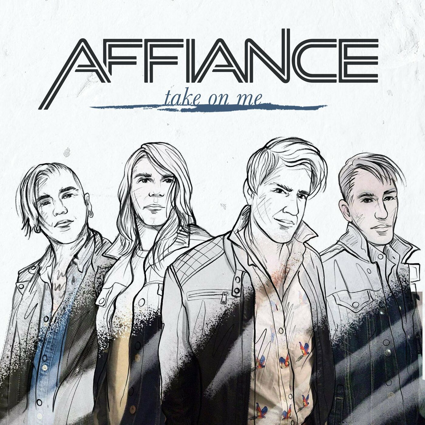 AFFIANCE - Take on Me [single] (2021)