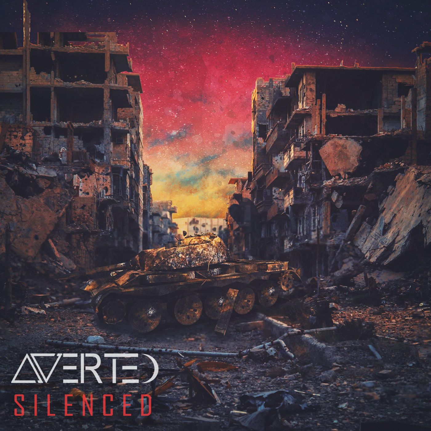 Averted - Silenced [EP] (2020)