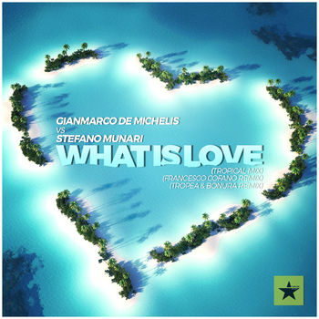 What Is Love 2016 cover