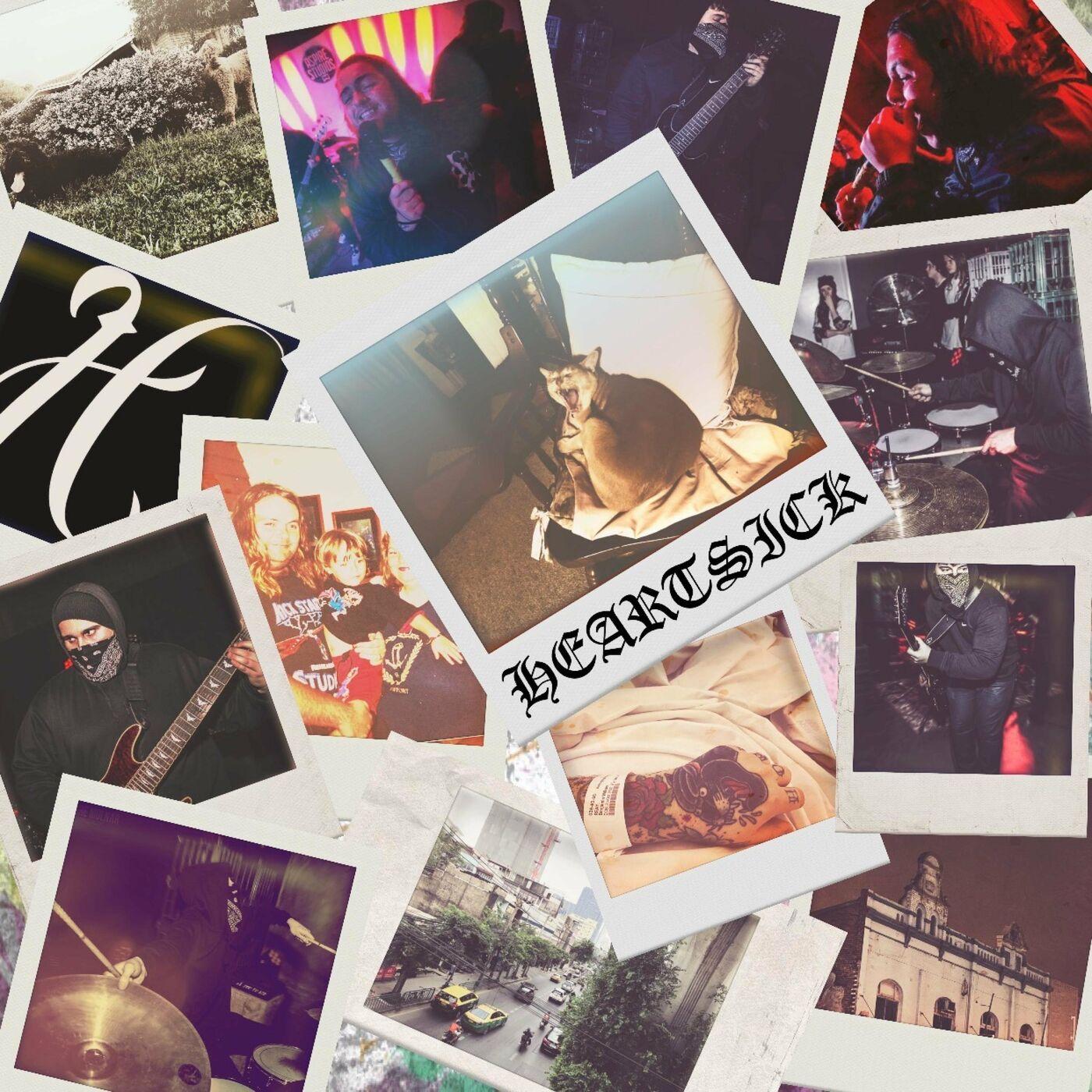 Heartsick - Polaroids [EP] (2020)