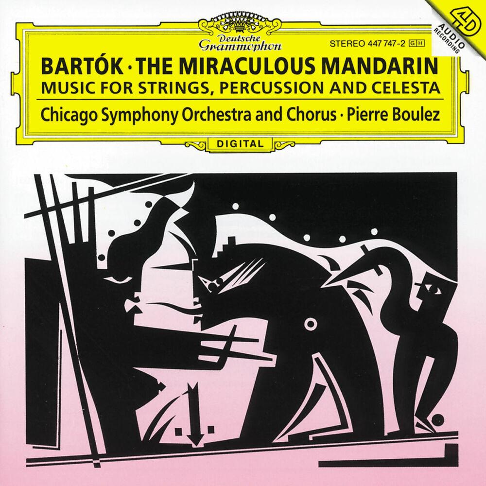 The Miraculous Mandarin, BB 82, Sz. 73 (Op.19) : Sempre vivo: The Tramps Leap Out