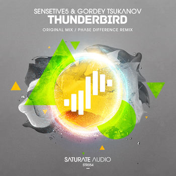 Thunderbird (Phase Difference Remix) cover