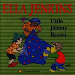 """Little Johnny Brown with Ella Jenkins and Girls and Boys from """"Uptown"""" (Chicago)"""