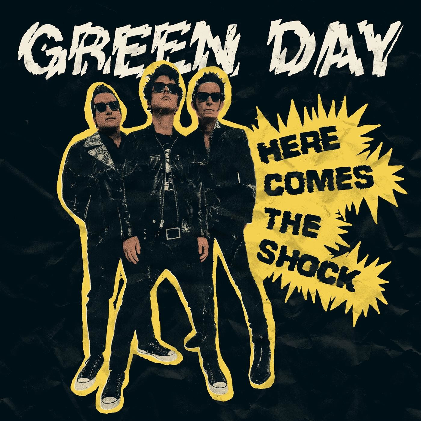 Green Day - Here Comes The Shock [single] (2021)