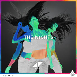 Album cover of The Nights