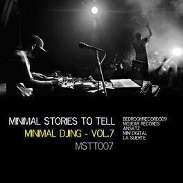 Album cover of Minimal Djing - Vol.7