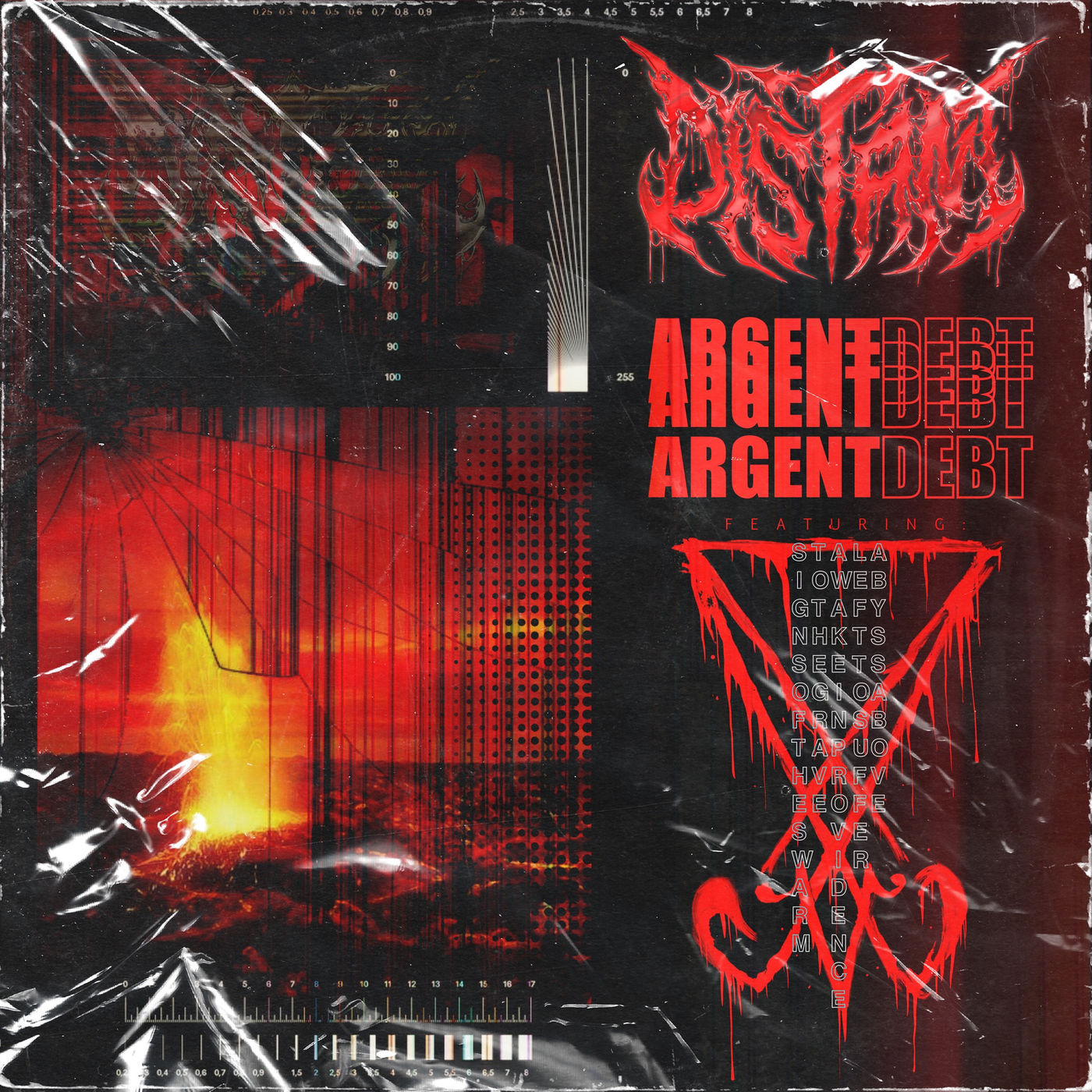 Distant - Argent Debt [single] (2020)