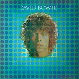 Album cover of David Bowie (aka Space Oddity) (2015 Remaster)