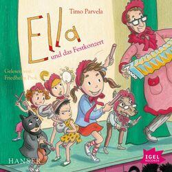 Ella und das Festkonzert Hörbuch kostenlos