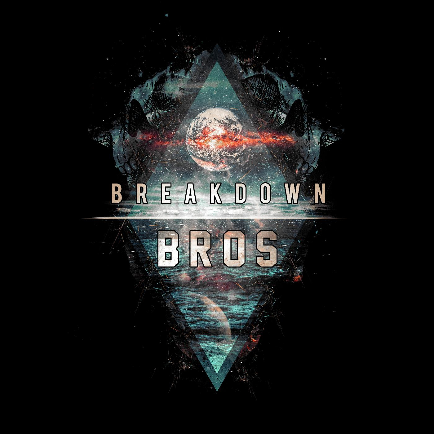 Breakdown Bros - Revolute. [single] (2017)