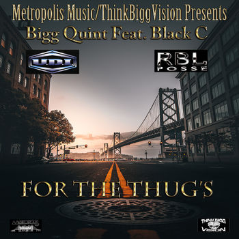 For the Thug's cover