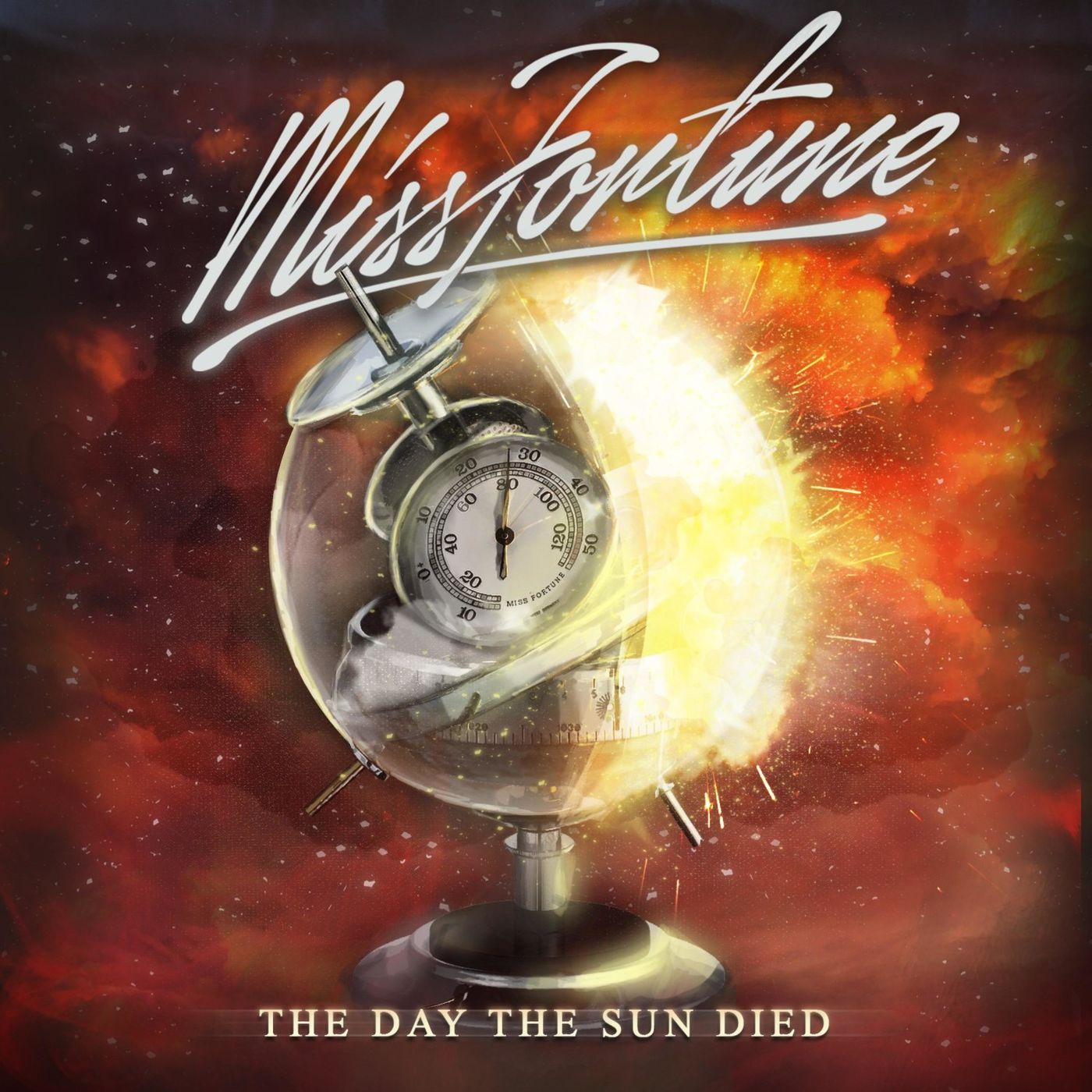Miss Fortune - The Day The Sun Died [single] (2021)