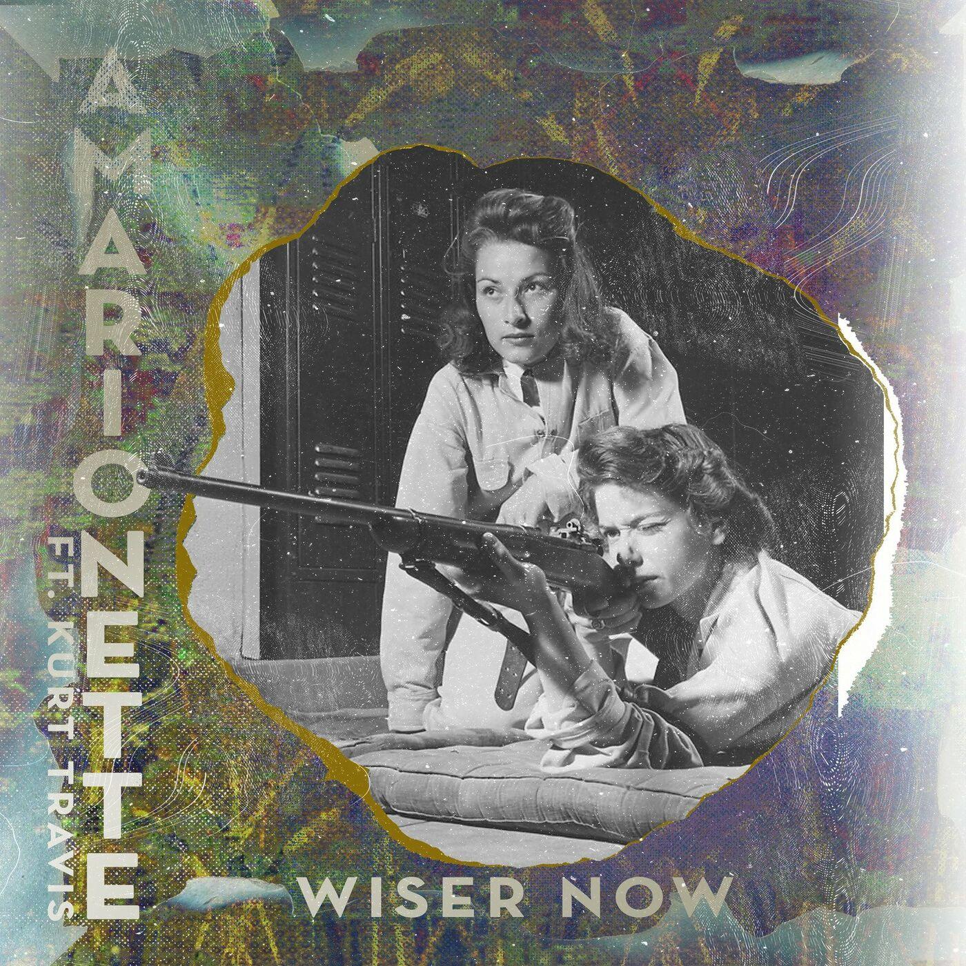 Amarionette - Wiser Now [single] (2019)