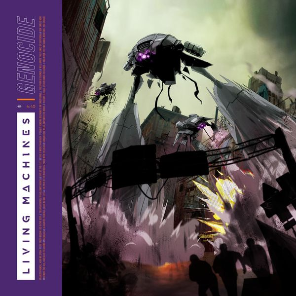 Living Machines - Genocide [single] (2020)