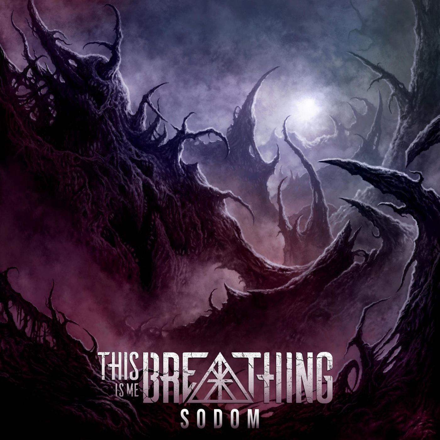This Is Me Breathing - Sodom [single] (2020)