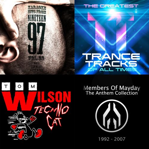 Best 90's (90er) techno and trance songs playlist - Listen