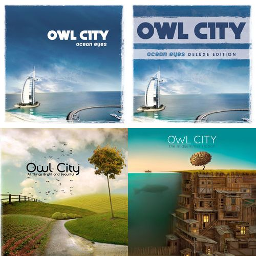 Owl City playlist - Listen now on Deezer | Music Streaming