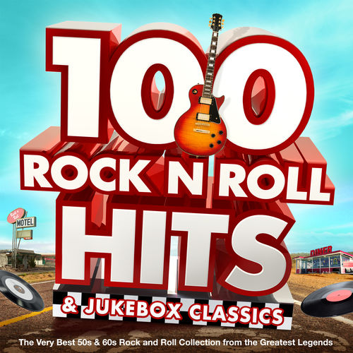 Various Artists: 100 Rock n Roll Hits & Jukebox Classics - The Very