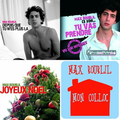 Joyeux Noel Max Boublil.Playlist Max Bloubil à écouter Sur Deezer Musique En