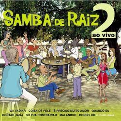 Capa Samba De Raiz – Ao Vivo, Vol. 2 2002