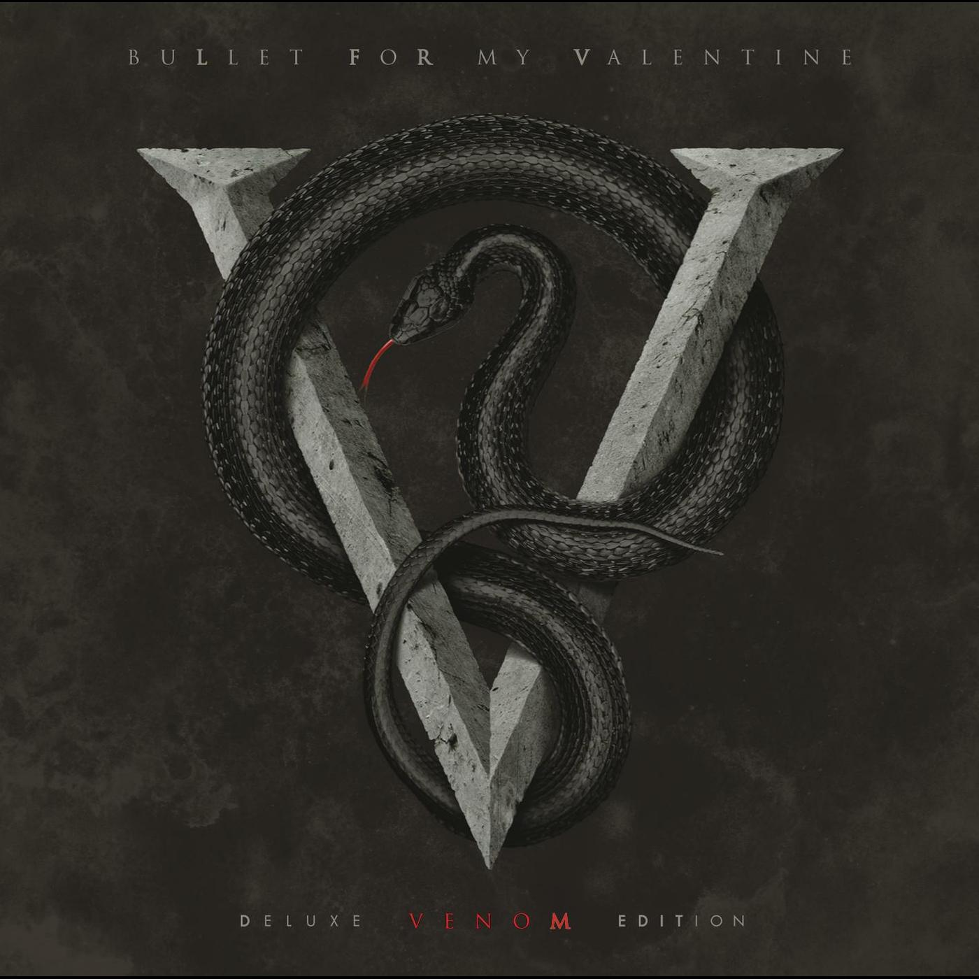 Bullet For My Valentine - Venom  [Deluxe Edition] (2015)