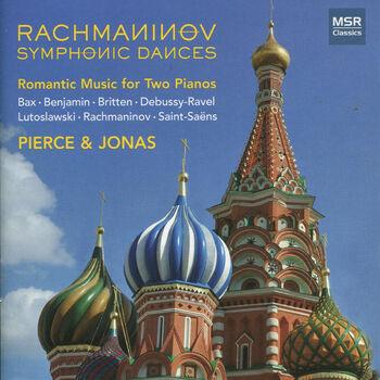 Symphonic Dances, Op.45: I. Non allegro cover