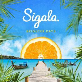 Album cover of Brighter Days