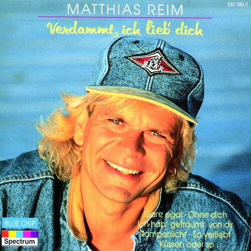 Matthias Reim Verdammt Ich Lieb Dich Music Streaming