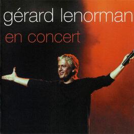Album cover of Gérard Lenorman en concert