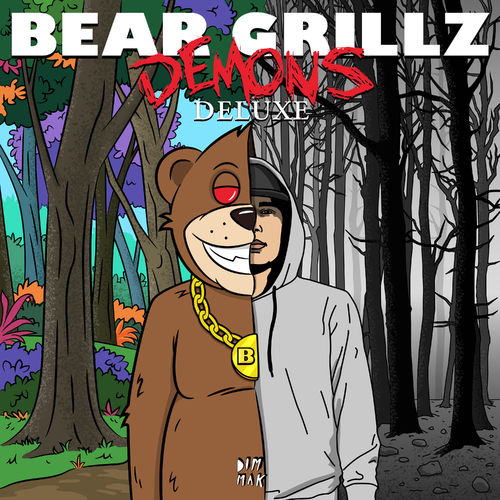 Bear Grillz - Demons (Deluxe) LP 2019 2CD