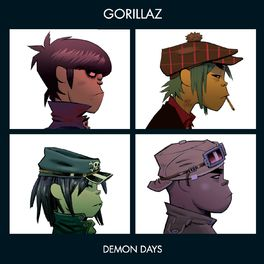 Album cover of Demon Days