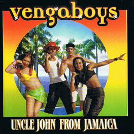 Album cover of Uncle John From Jamaica (Single)