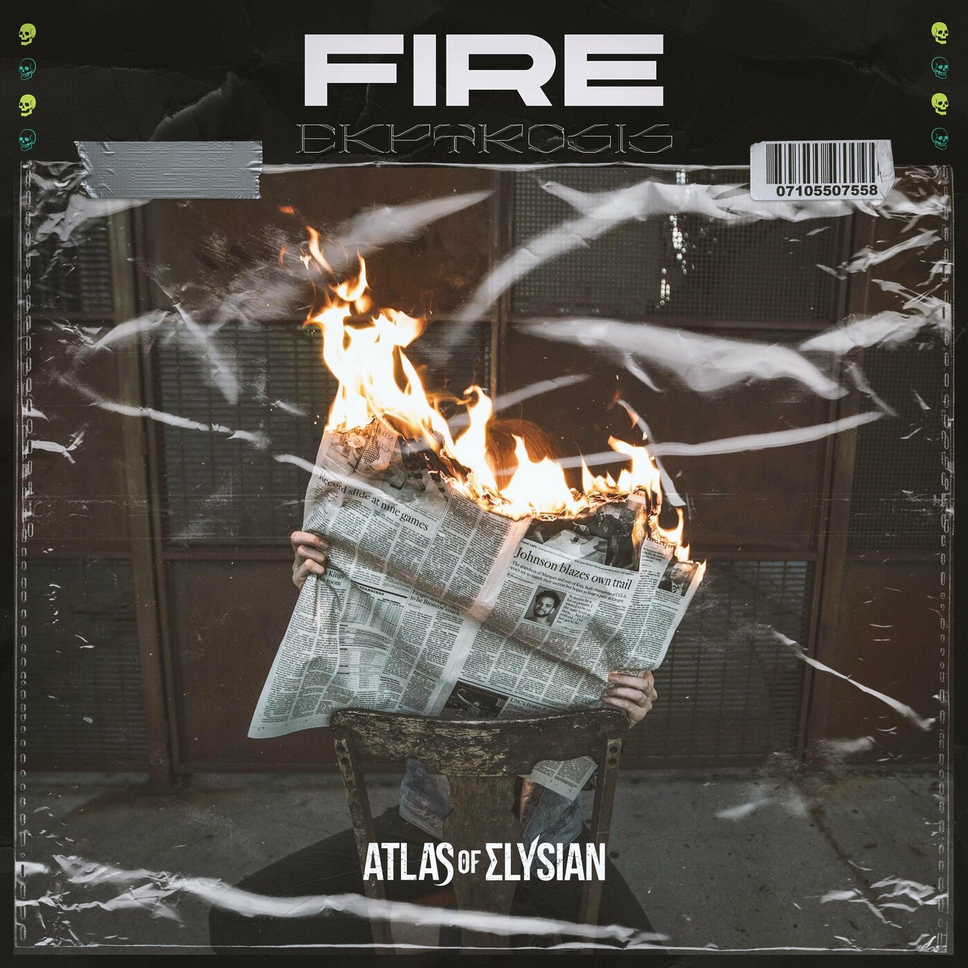 Atlas of Elysian - Fire (Ekpyrosis) [single] (2021)