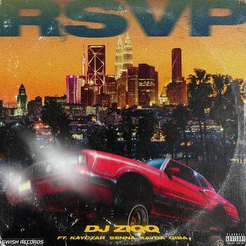 RSVP (feat. Kayczar, SENNA, Kayda & Qiba) cover