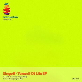 Turmoil Of Life (Original Mix) cover
