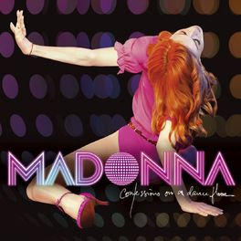 Album cover of Confessions on a Dance Floor