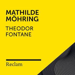 Fontane: Mathilde Möhring (Reclam Hörbuch) Audiobook