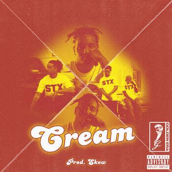 Cream cover