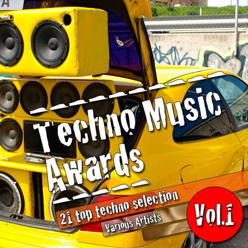 Various Artists: Techno Music Awards Vol  1 - Music