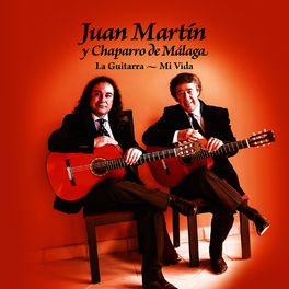 Album cover of La Guitarra - Mi Vida