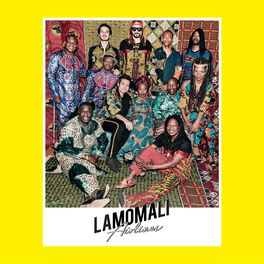 Album cover of Lamomali Airlines (Live)