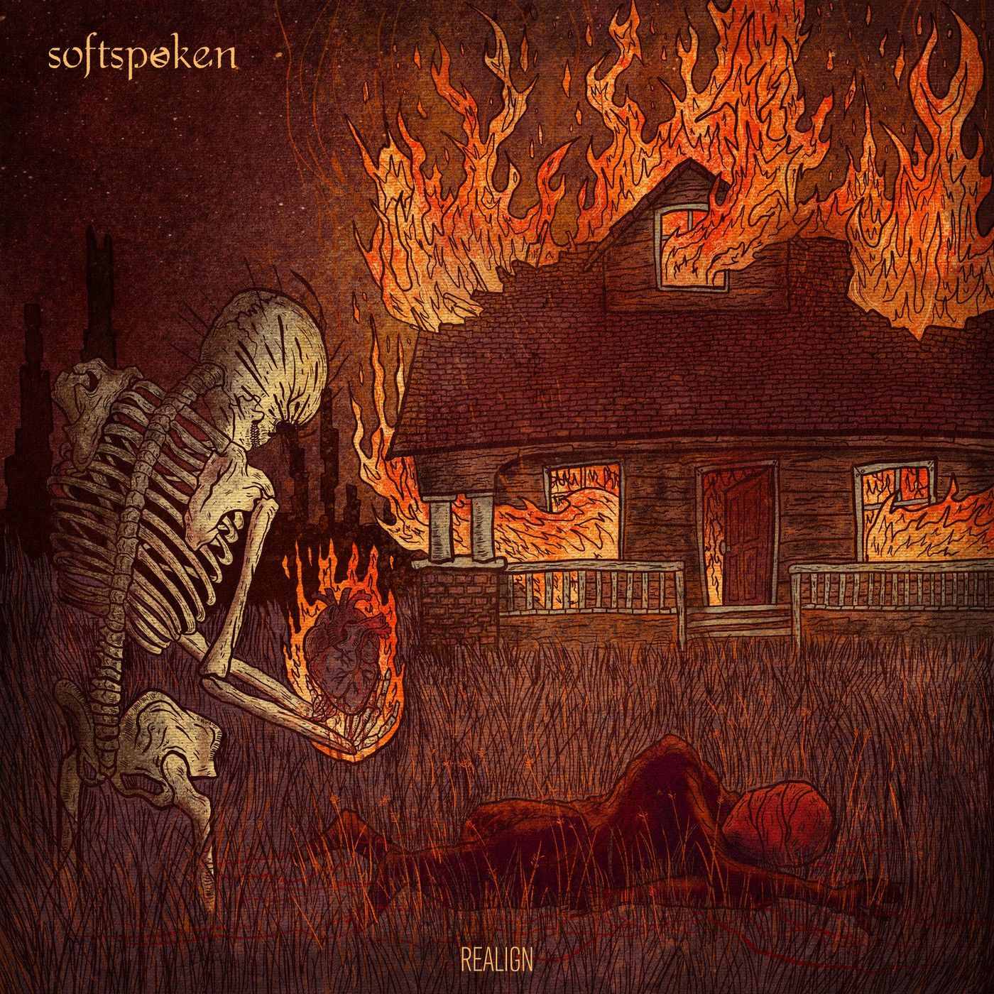 Softspoken - Realign [single] (2021)