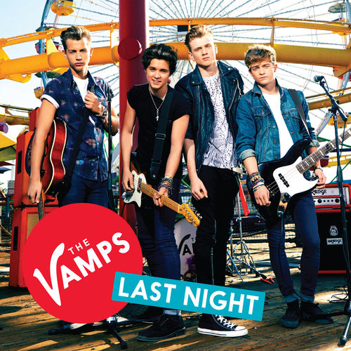 The Vamps - Oh Cecilia (Breaking My Heart) (Live From The O2