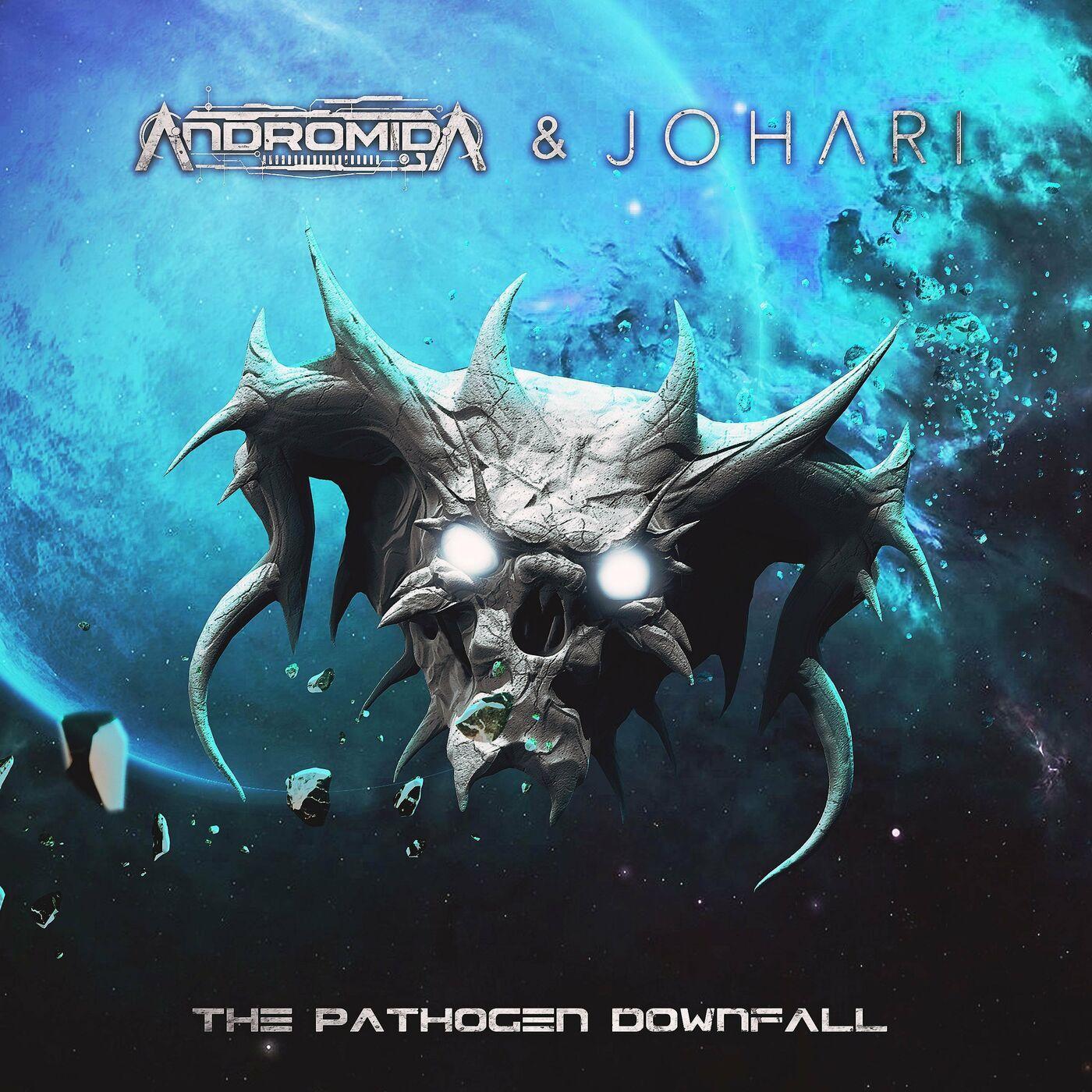 Andromida & Johari - The Pathogen Downfall [single] (2020)