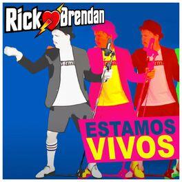 Album cover of Estamos Vivos