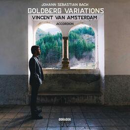 Album cover of Goldberg Variations